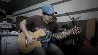 Suci Dalam Debu (Iklim) - Fingerstyle - Instrumental Cover - Acoustic - Gibson Chet Atkins Studio