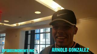 ARNOLD GONZALEZ ON AMIR KHAN VS TERENCE CRAWFORD( THE MOMENT IS HERE NOW)