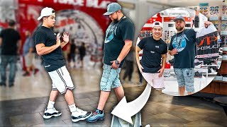 Stepping On Hypebeasts Shoes & Buying Them New Ones!