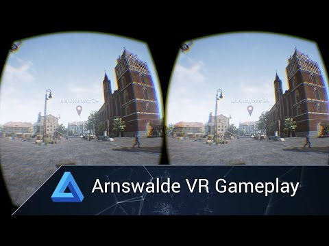 Arnswalde VR on Oculus Rift