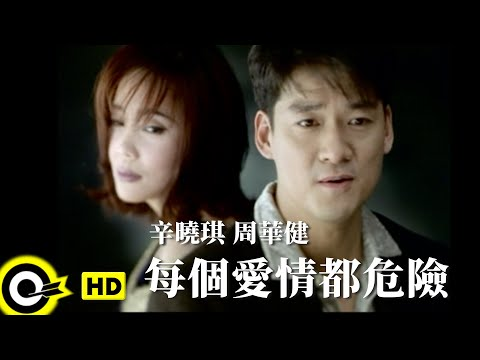 辛曉琪 Winnie Hsin&周華健 Wakin Chau【每個愛情都危險 Love is risky】Official Music Video