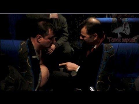 Ляшко допитує сепаратиста Клінчаєва \ Ляшко допрашивает сепаратиста Клинчаева (18+)