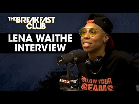 Lena Waithe Talks Black Girls Rock, Humility, Liberation, New Projects + More
