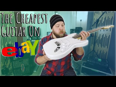 The Cheapest Guitar On eBay