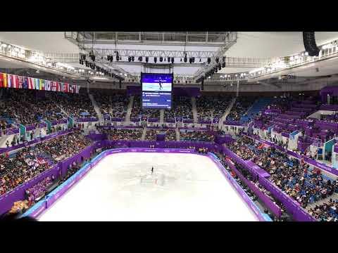 2018 평창동계올림픽 피겨스케이팅 남자싱글 SP Javier Fernandez