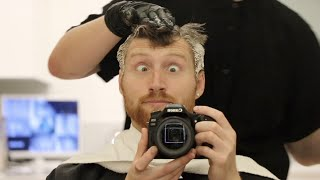 CRAZY HAIR TRANSFORMATION!! (totally bonkers)