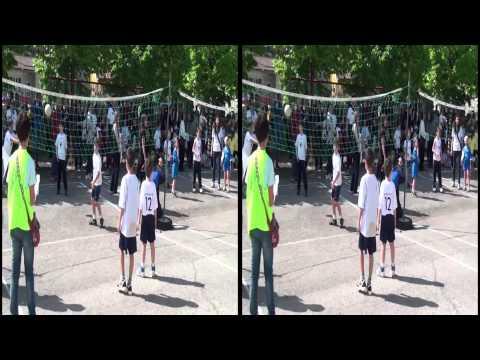 Torneo di Minivolley - Pagliare del Tronto (3D)
