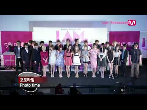 KangTa BoA TVXQ Super Junior Girl's Generation SHINee f(x) @ SM movie 'IAM' showcase live clip