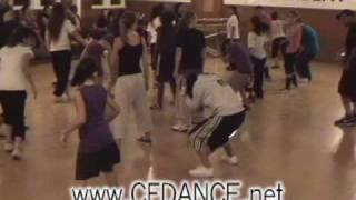 CF Dance Academy features Hip Hop Choreographer, Havic (Day2)