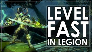 WoW Legion Leveling Guide: Awesome Tips & Tricks To Level Faster [100-110]