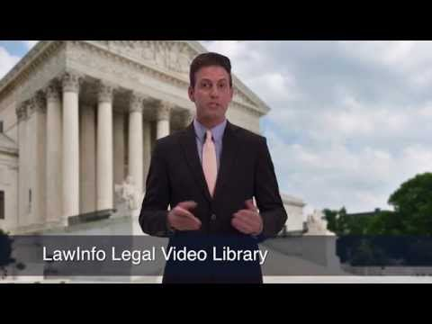 Welcome to LawInfo's Legal Video Library!