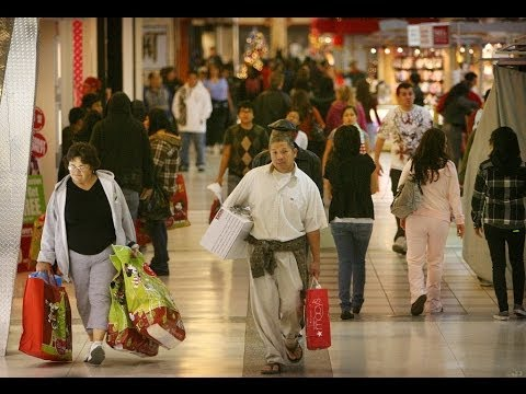 "Holiday shopping safety: ""What Does the Cop Say?"""