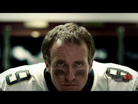 """Drew Brees Epic Story """"It's more than football"""""""