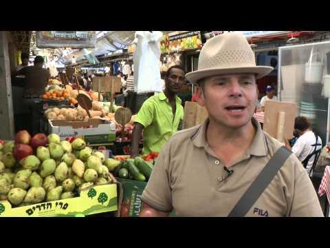 סיור מודרך בשוק מחנה יהודה. מלון ממילא. חלק 2