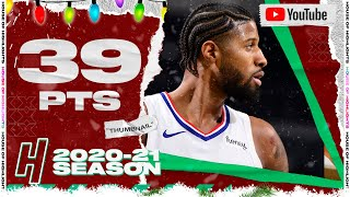 Paul George 39 Points, 7 threes Full Highlights | Clippers vs Suns | January 3, 2021