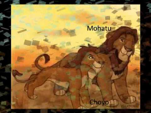 Lion King: Mohatu and Choyo - YouTube