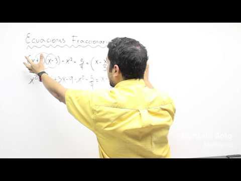 Ecuaciones fra8