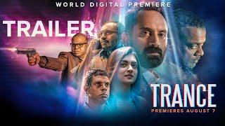 Telugu trailer of Trance ft. Fahadh Faasil, Nazriya & ..
