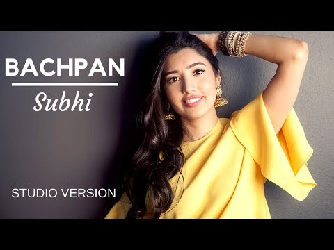 Bachpan Song - Full Video | Subhi | Hindi Music | Fusion Jazz
