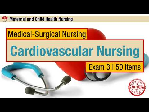 Med Surg Certification Review Questions