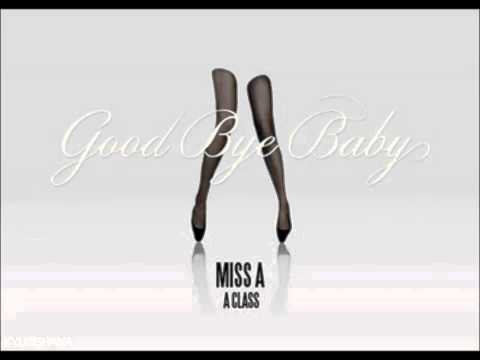 [Full Mp3] Miss A - Good Bye Baby  (With Download Link+eng lyrics)