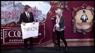 Oscar Winner Helen Mirren's Twerking Talents