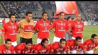 هدفى عماد متعب - الأهلي 3 - 0 الزمالك - نهائي كأس مصر 2006     -