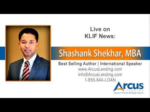 6/17/15 → Shashank Shekhar, CEO of Arcus Lending live on News Radio