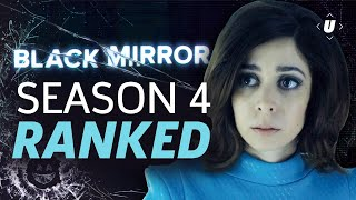 Black Mirror Season 4 Episodes Ranked from Worst to Best