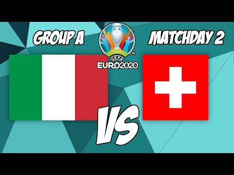 Italy vs Switzerland 6/16/21 Euro 2020 Football Pick and Prediction Football Betting Tips