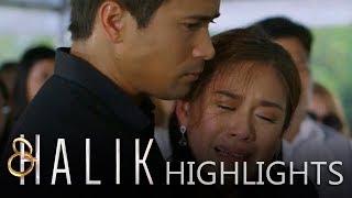 Halik: Jacky mourns Loida's death   EP 21