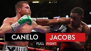 FULL FIGHT! Canelo Alvarez vs Daniel Jacobs - YouTube
