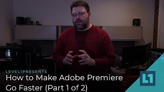 Faster Adobe Premiere: Edit PC & Render PC -- Networked Rendering (Part 1 of 2)