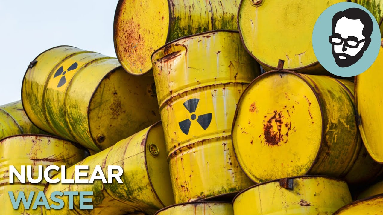 Nuclear Waste Is Manageable. We Just Have To Do It. | Random Thursday