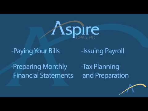 Welcome to Aspire CPAs, PC