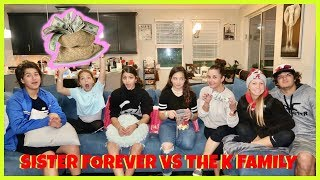 LAST TO BE FOUND WINS $100.00 SISTER FOREVER VS THE K FAMILY