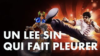 video Un Lee Sin qui fait pleurer (duo Q ft. Sardoche)