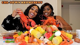 Seafood Boil with Rapper, Singer, Songwriter Dreezy