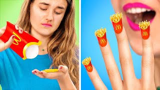11 Weird Nail Hacks in College
