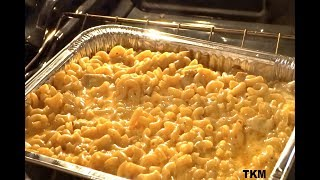 Southern Baked Chicken Macaroni And Cheese