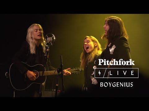 boygenius @ Brooklyn Steel | Pitchfork Live