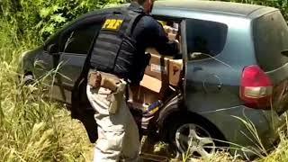 Após, roubo, fuga e tentativa de homicídio, criminosos são presos pela PRF em Bento Gonçalves