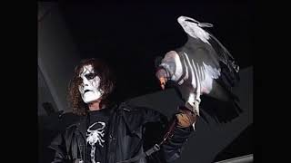 """Memory For Brandon Lee: WCW Sting """"The Crow"""" Debut"""