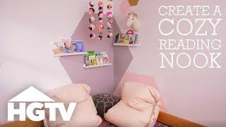 Colorful, Creative Kid's Room Design Ideas - HGTV