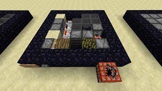5x5 Timer Challenge -- Redstone Demonstration