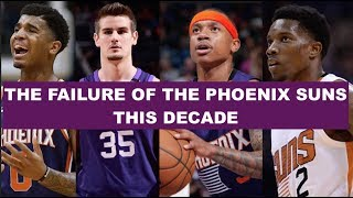 Everything That Went Wrong with The Phoenix Suns This Decade