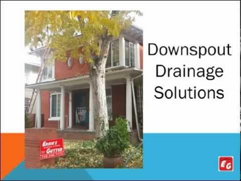 Flex Grate Drainage Filter For Downspouts
