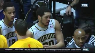 Nebraska at Purdue - Men's Basketball Highlights