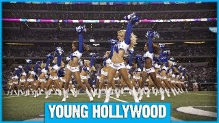 Dallas Cowboys Cheerleaders Diet Tips