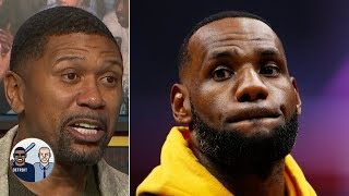 Lakers should hire someone LeBron James won a championship with - Jalen Rose   Jalen & Jacoby